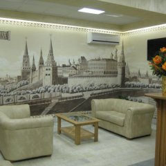 Отель Державная Москва интерьер отеля