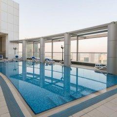 Отель Piks Key - Burj Al Nujoom Дубай бассейн
