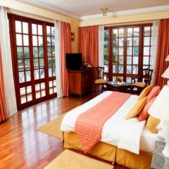 Mahaweli Reach Hotel комната для гостей фото 4