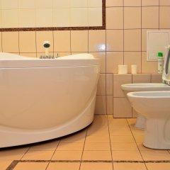 Мини-отель Сиботель ванная фото 2