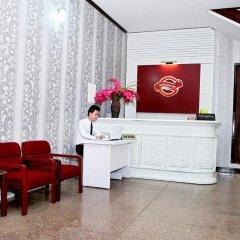 Отель ALLURA Ханой интерьер отеля