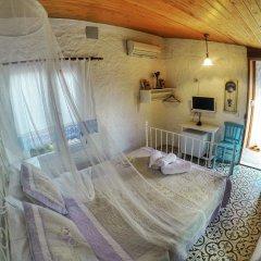 Отель Afet Hanim Konagi Чешме комната для гостей фото 5
