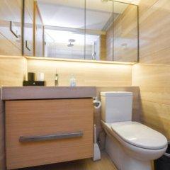 Апартаменты CBD Boutique Serviced Apartment ванная