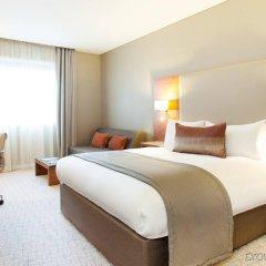 Отель Crowne Plaza London - Docklands Великобритания, Лондон - отзывы, цены и фото номеров - забронировать отель Crowne Plaza London - Docklands онлайн комната для гостей фото 5