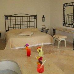 Отель Cesar Thalasso Тунис, Мидун - отзывы, цены и фото номеров - забронировать отель Cesar Thalasso онлайн комната для гостей фото 5