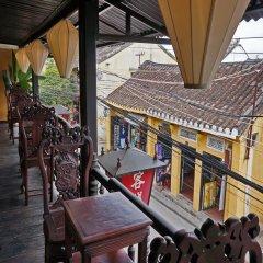 Vinh Hung Heritage Hotel балкон