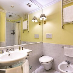 Отель Casa Howard Guest House Rome (Capo Le Case) ванная