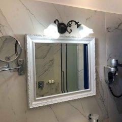 Отель Mathios Village Греция, Остров Санторини - отзывы, цены и фото номеров - забронировать отель Mathios Village онлайн ванная фото 2