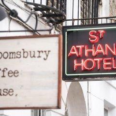 St Athans Hotel спа