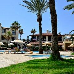 Отель Panareti Paphos Resort пляж
