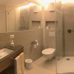 Hotel Goldener Adler Курон-Веноста ванная