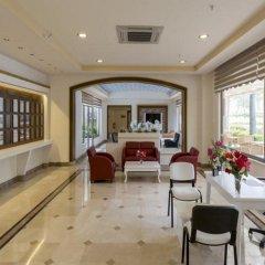 Hane Sun Hotel Сиде интерьер отеля