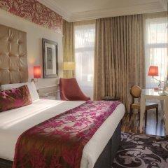 Hotel Indigo Glasgow комната для гостей фото 3
