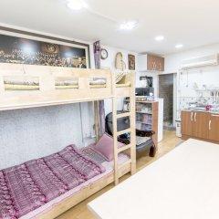 Отель Photo Park Guesthouse Сеул в номере