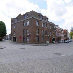 Отель ROSENBURG Брюгге парковка