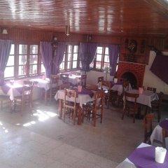 Отель Onur Pansiyon Сиде питание