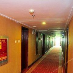 Xin Yang Ling Rui Hotel интерьер отеля
