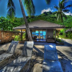 Отель Kaveka Французская Полинезия, Папеэте - отзывы, цены и фото номеров - забронировать отель Kaveka онлайн бассейн фото 2