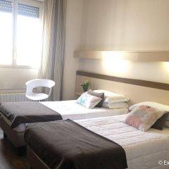 Отель MENNINI Милан комната для гостей