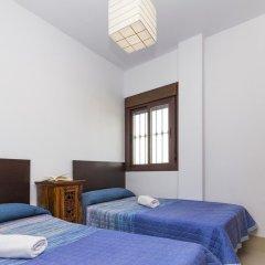 Отель Chalet Loma de Sanctipetri Испания, Кониль-де-ла-Фронтера - отзывы, цены и фото номеров - забронировать отель Chalet Loma de Sanctipetri онлайн комната для гостей фото 5