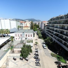 Отель Nice Étoile Grand suite Five stars holiday house балкон