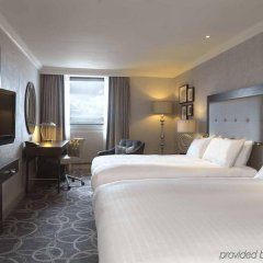 Hilton Glasgow Grosvenor Hotel комната для гостей фото 3
