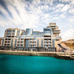Гостиница Caspian Riviera Grand Palace Казахстан, Актау - отзывы, цены и фото номеров - забронировать гостиницу Caspian Riviera Grand Palace онлайн пляж фото 2