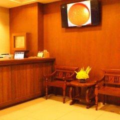 Отель Orchid Resortel интерьер отеля фото 2