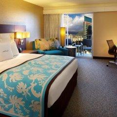 DoubleTree by Hilton Hotel Alana - Waikiki Beach комната для гостей фото 3