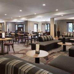 Отель Courtyard Milpitas Silicon Valley гостиничный бар
