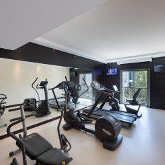 Le Corail Suites Hotel фитнесс-зал