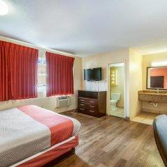 Отель Motel 6 Washington DC Convention Center комната для гостей фото 5