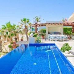 Отель Villa De La Playa Мексика, Сан-Хосе-дель-Кабо - отзывы, цены и фото номеров - забронировать отель Villa De La Playa онлайн бассейн фото 2
