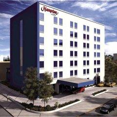 Отель Hampton Inn by Hilton Guadalajara/Expo Jalisco Mexico парковка