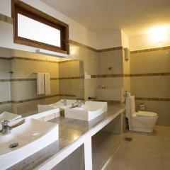 Отель Minn Gee Resort Passikuda ванная