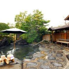 Отель Shikanocho Kokuminshukusha Sanshien Мисаса бассейн