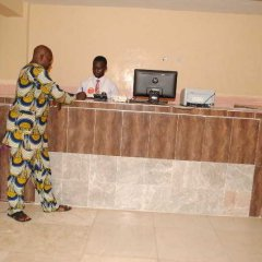 Mikagn Hotel and Suites Ибадан интерьер отеля фото 3