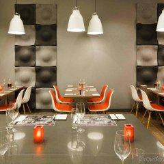 Отель Ibis London Blackfriars Великобритания, Лондон - 1 отзыв об отеле, цены и фото номеров - забронировать отель Ibis London Blackfriars онлайн питание фото 3
