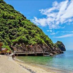 Ha Long Trendy Hotel пляж