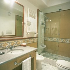 Hotel Flora ванная фото 2