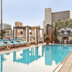 Отель The NoMad Hotel Los Angeles США, Лос-Анджелес - отзывы, цены и фото номеров - забронировать отель The NoMad Hotel Los Angeles онлайн бассейн фото 3
