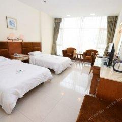 Yuyuan Hotel комната для гостей фото 2