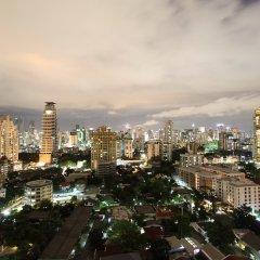 Отель Piyathip Place Таиланд, Бангкок - отзывы, цены и фото номеров - забронировать отель Piyathip Place онлайн балкон
