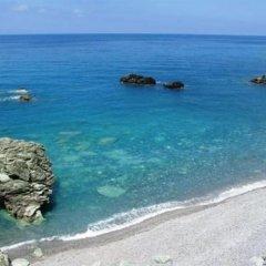 Hotel Mareblu Амантея пляж фото 2