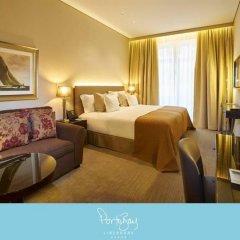 Отель PortoBay Liberdade Португалия, Лиссабон - отзывы, цены и фото номеров - забронировать отель PortoBay Liberdade онлайн комната для гостей фото 5