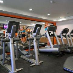 Отель Hacienda Encantada Resort & Residences фитнесс-зал фото 2