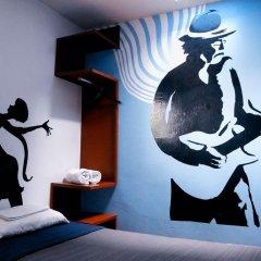 Hostel Hospedarte Chapultepec Гвадалахара фитнесс-зал