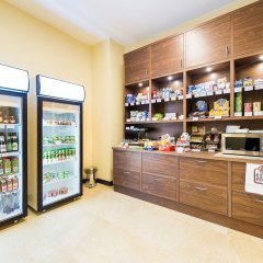 Гостиница Hilton Garden Inn Красноярск питание фото 3