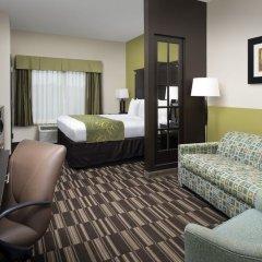 Отель Comfort Suites Lake City Лейк-Сити