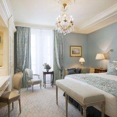 Отель Beau Rivage Geneva Швейцария, Женева - 2 отзыва об отеле, цены и фото номеров - забронировать отель Beau Rivage Geneva онлайн комната для гостей фото 3